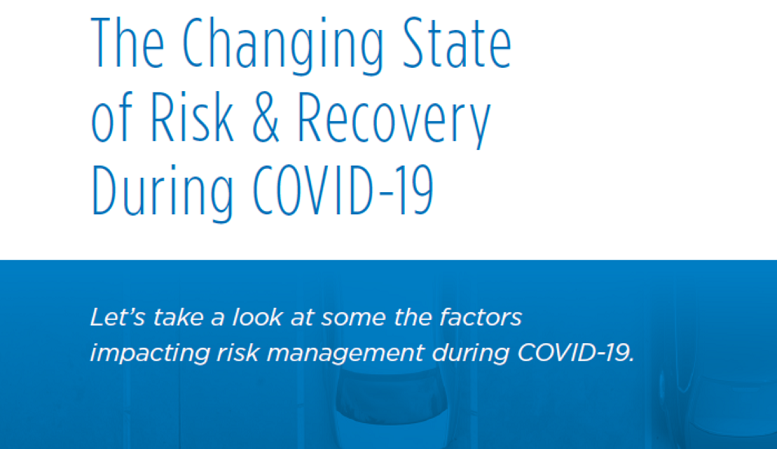 Changing State of Risk  Recovery