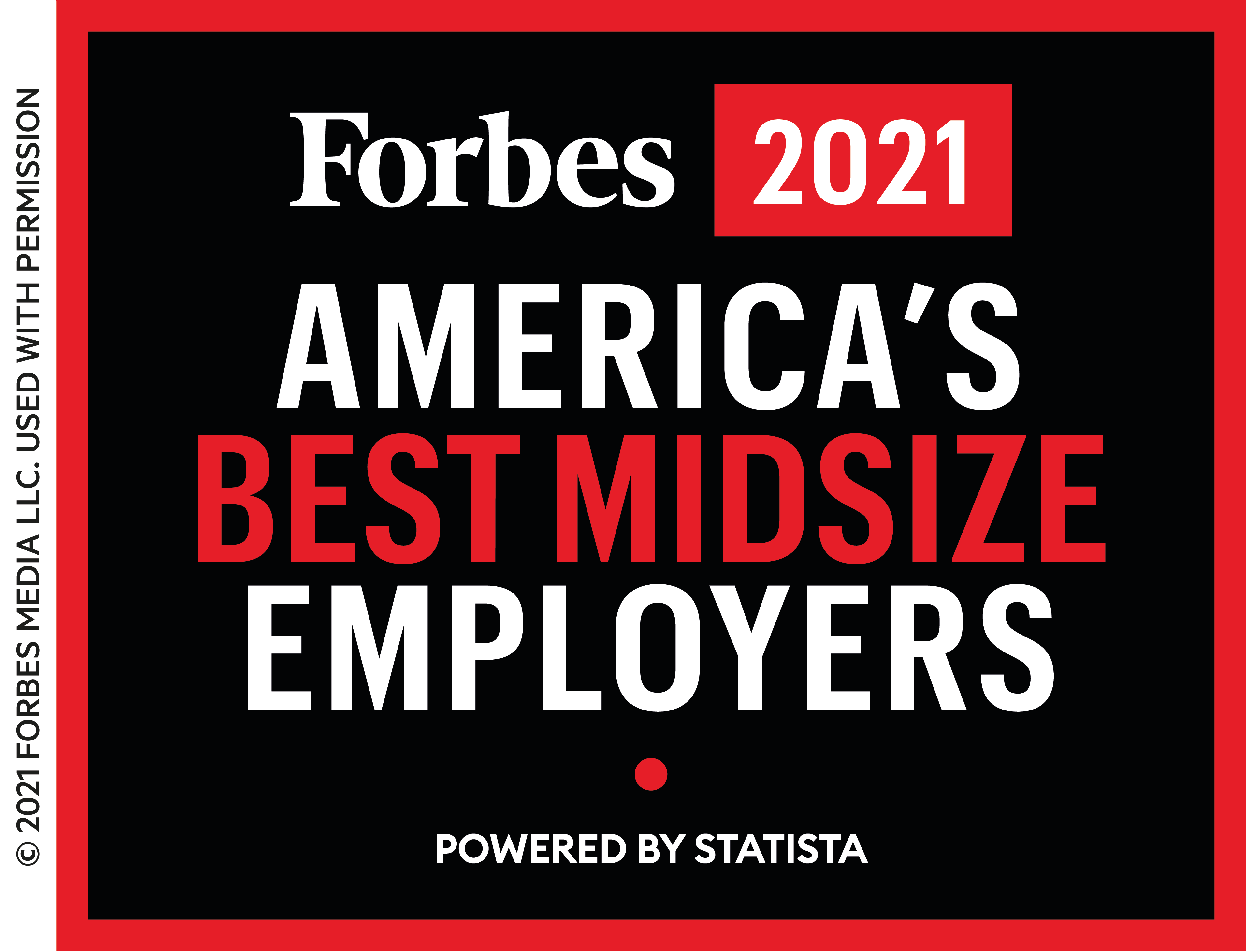Forbes 2021 America