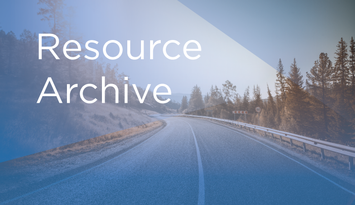 Resource Archive