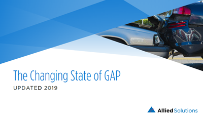 The changing state of GAP