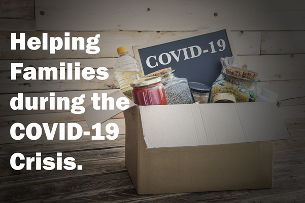 Allied Supports local Organizations to Help Families during COVID-19