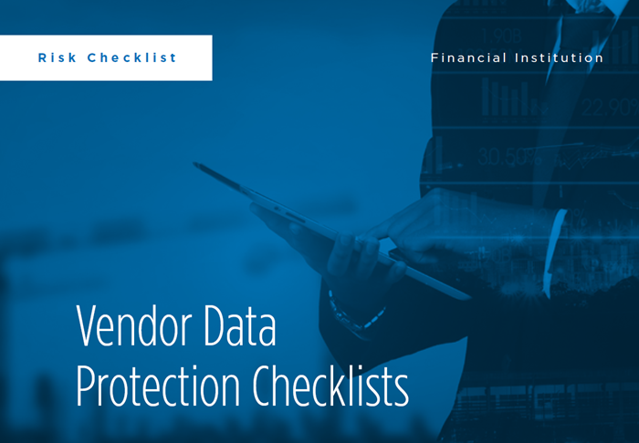 Vendor Data Protection Checklists