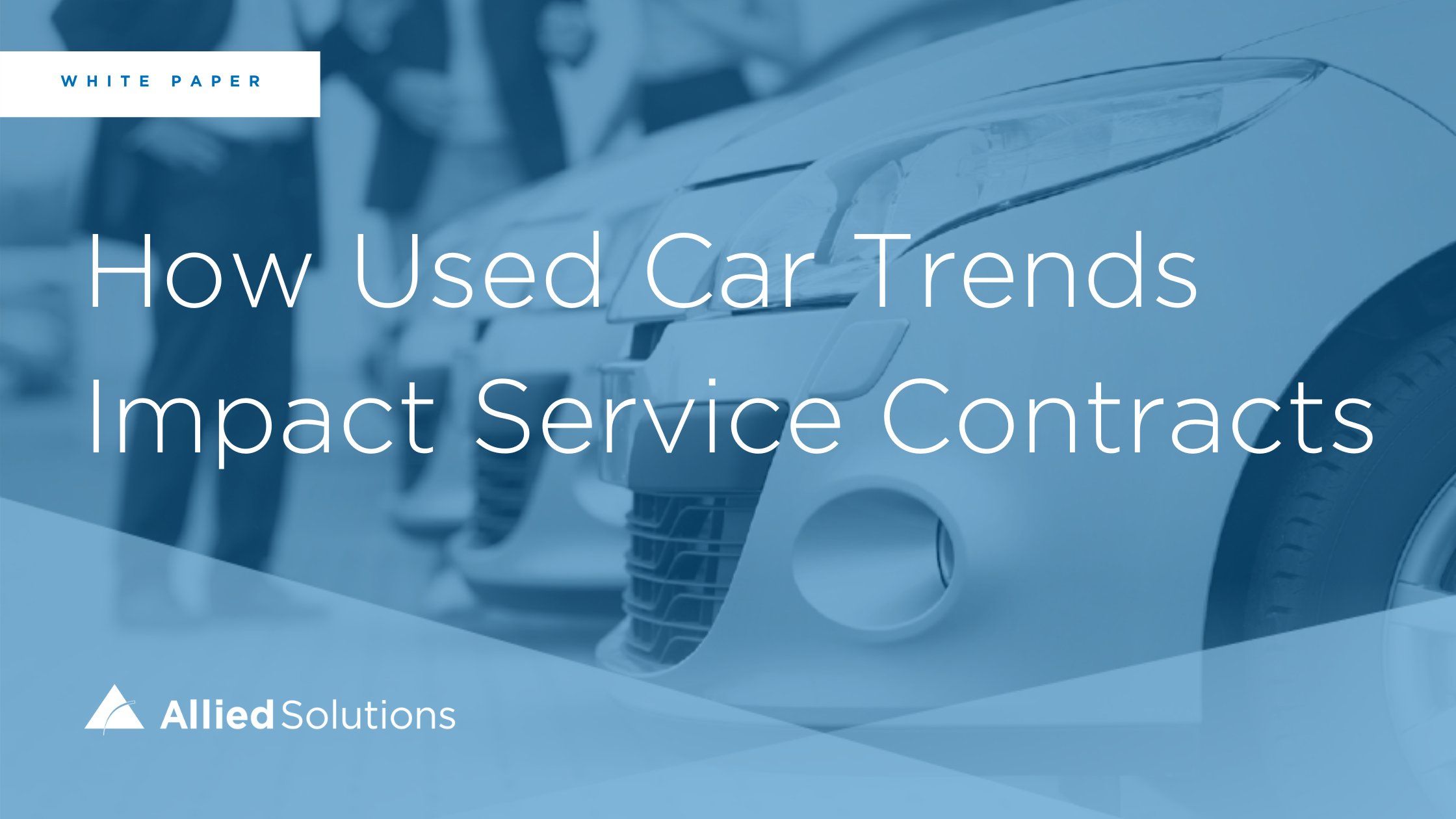 How Used Car Trends Impact Service Contracts