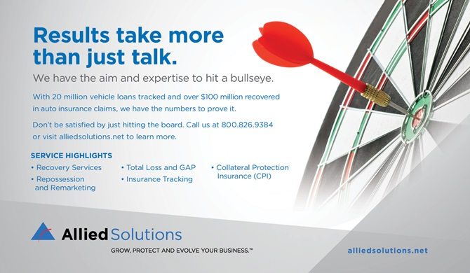 Allied Solutions insurance tracking stats