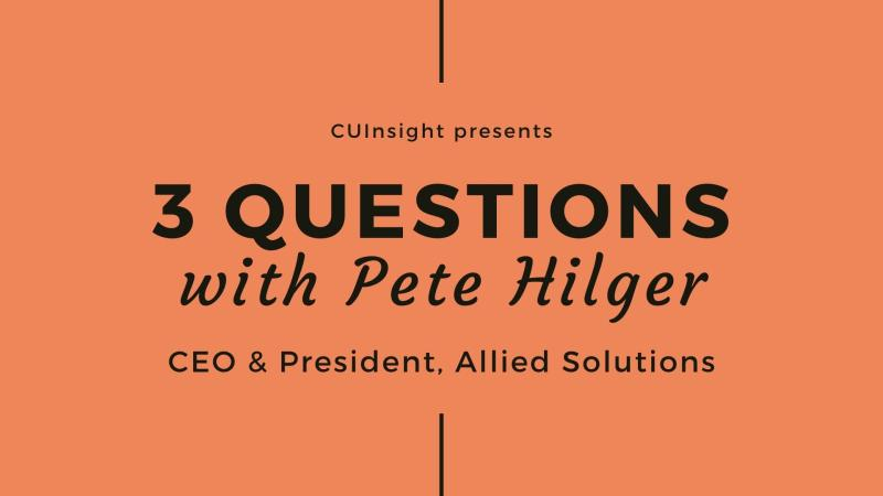 3 Questions from CU Insight
