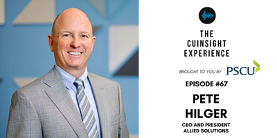 Pete Hilger The CUInsight Experience