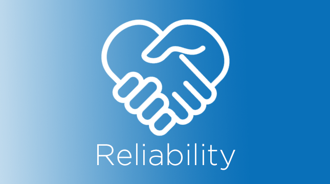 Reliability Trust Center Icon