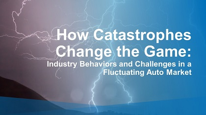 How Catastrophes Change the Game